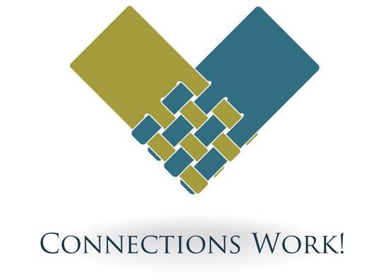Connections work final  logo spot color  woven heart  cv