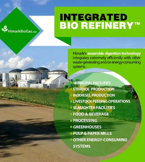 Integrated bio refinery web banner cv