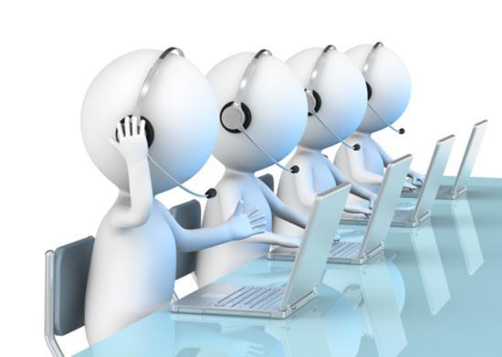 Call center metrics thumb
