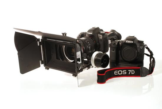 Canon 5d and 7d cv
