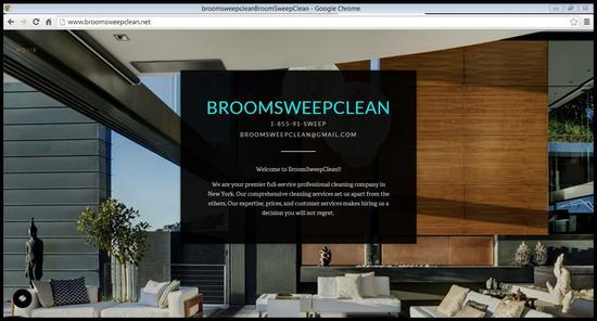 Broomsweepclean cv