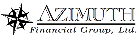 Logo azimuth financial logo cv