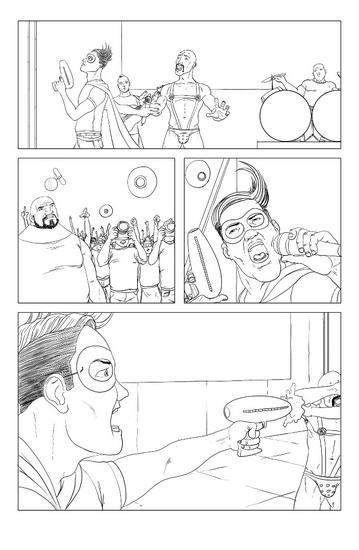 Page 11 layout cv