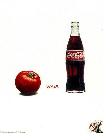 Coca cola tomato small 69914 cv