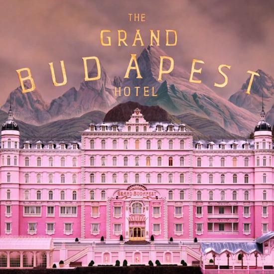 Grand budapest cv