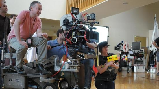 Kevin production crew lynne ramsay 1 cv