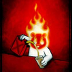 Fire head cv