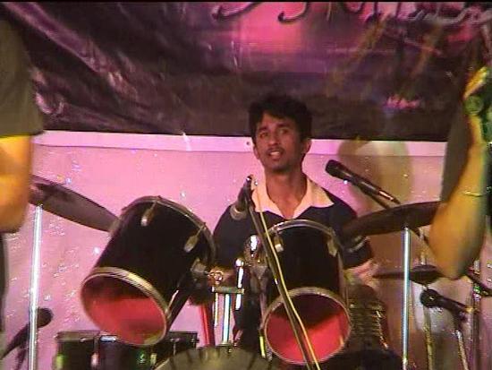 Drums cv