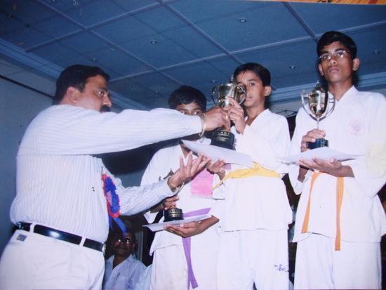 Karate cv