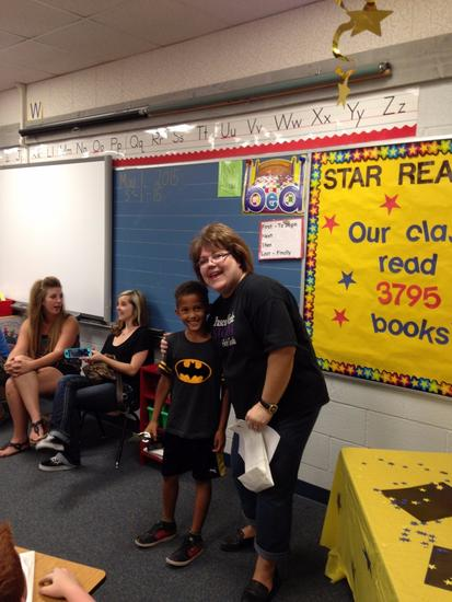 Star readers jalen cv
