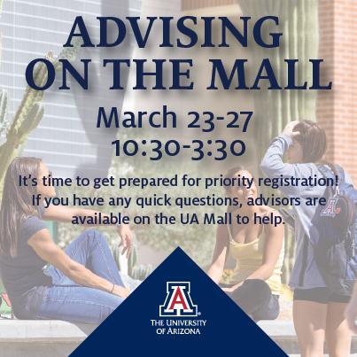Advising on the mall cv