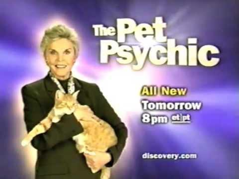 The pet psychic ad cv
