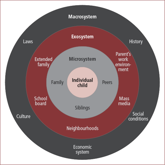B ecological systems model thumb
