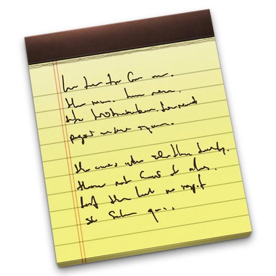 Notes thumb