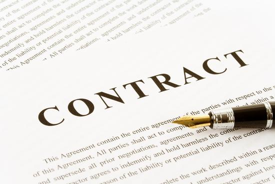 Breach of contract thumb
