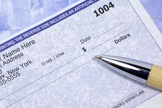 Paycheck   stock thumb