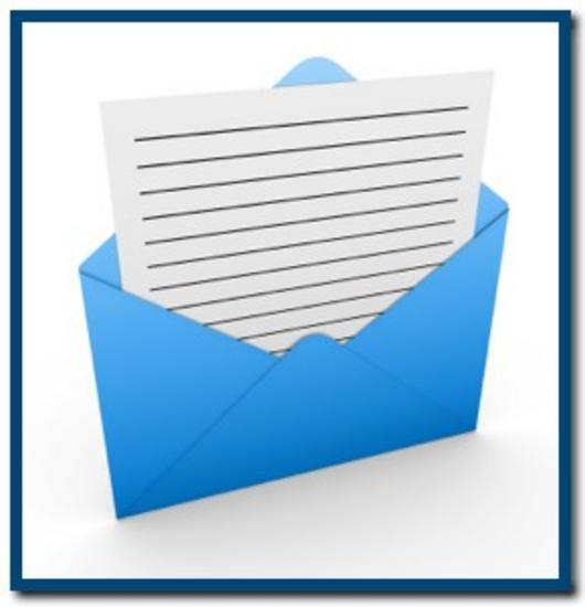 Letter of recommendation thumb