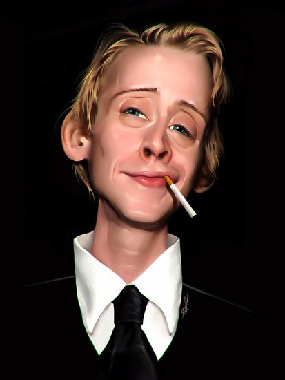 Macaulay culkin small cv