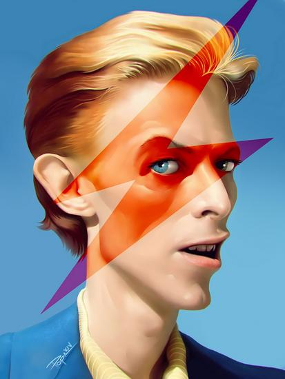 David bowie final small cv