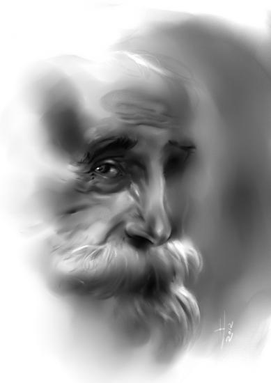 Old man cv