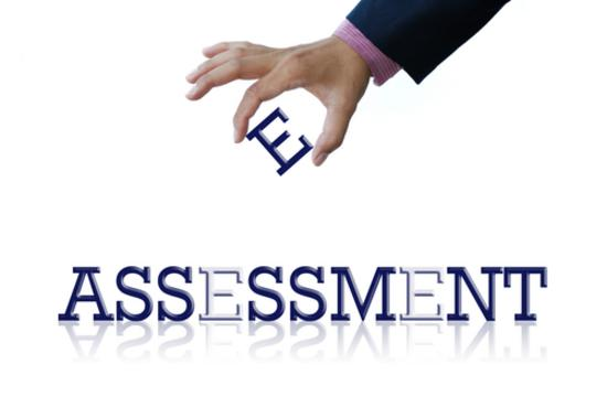 Assessment thumb