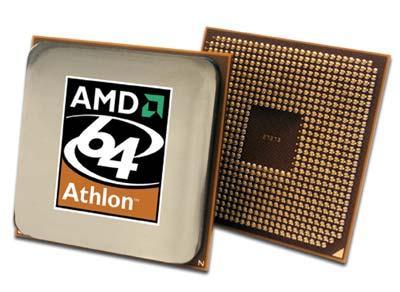 Microprocessor athlon 64 cv