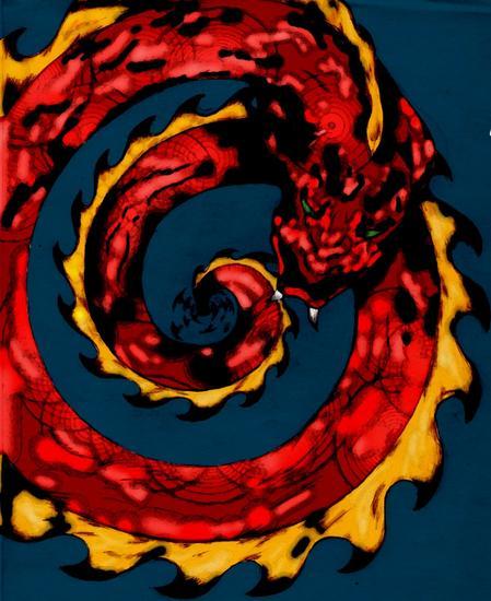 Dragon2 cv