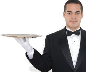 Waiter cv