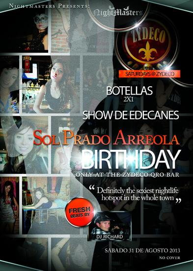 Sol prado birthday final cv