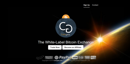 Coingaia   bitcoin exchanger paypal credit card cv