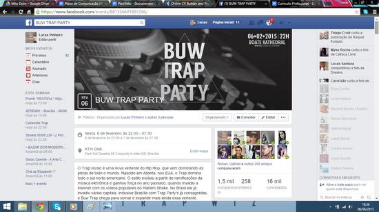 Buw trap 1 cv