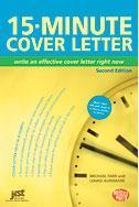 Fifteen minute cover letters cv