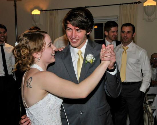 Greg dancing cv