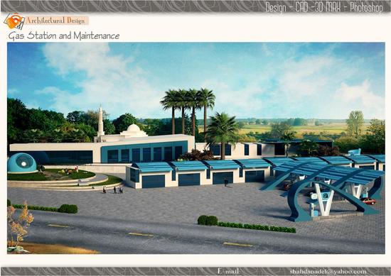 Portfolio shahdan adel 4 cv
