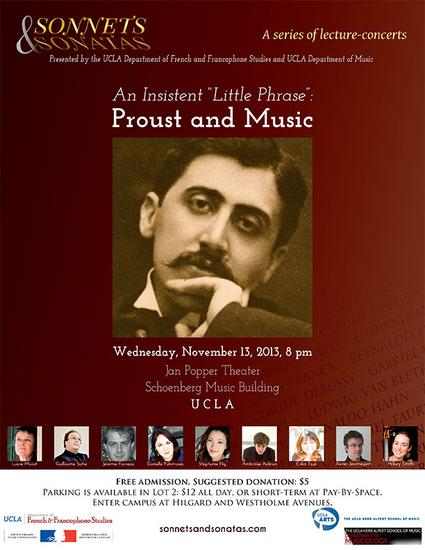 Sonnets and sonatas proust cv