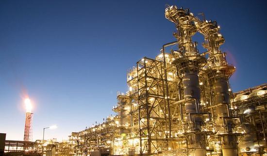 Shell gas plant cv
