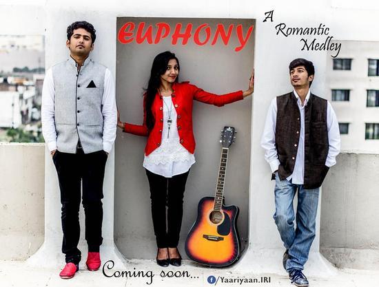 Euphony cover cv