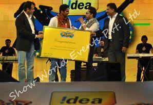 Recieved award iri cv