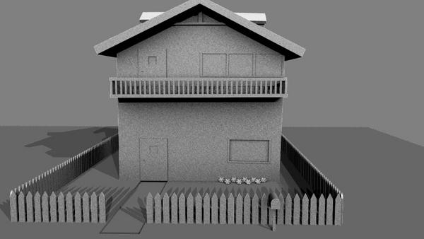 Pallet house cv