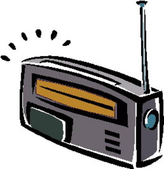 Radio thumb