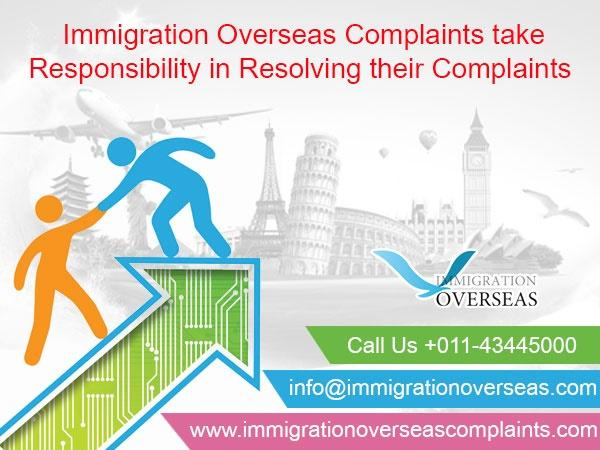 Immigration overseas complaints 6 cv