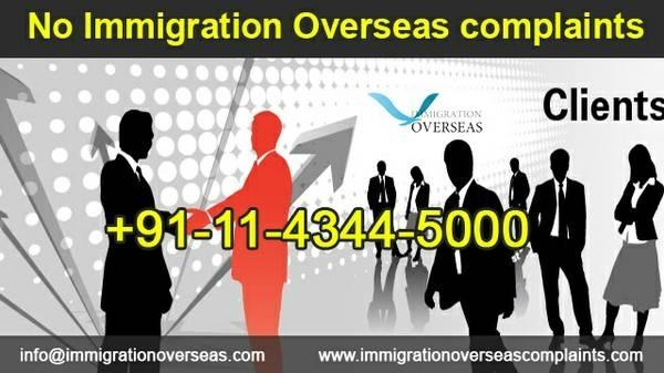 Immigration overseas complaints 10 cv
