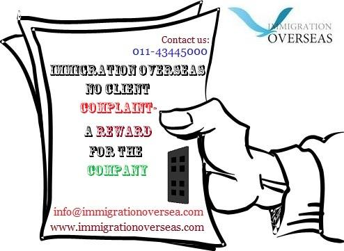 Immigration overseas complaints 12 cv