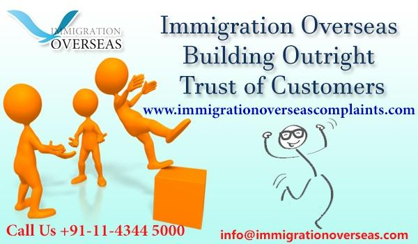 Immigration overseas complaints 17 cv