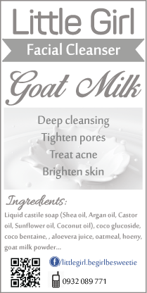 Facial cleanser goatmilk cv