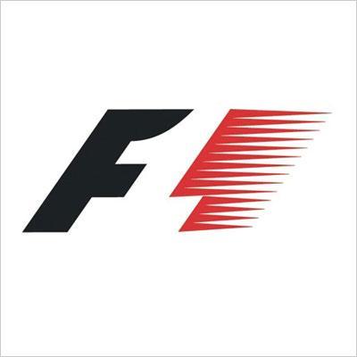 Formula one f1 logo cv