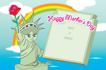 Mother s day  statue of liberty2 rainbow  cv