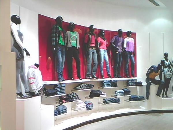 Denim wall cv