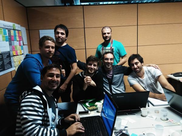 Lean startup machine equipo cv