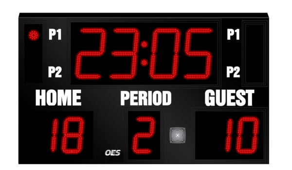 Scoreboard 6240 cv